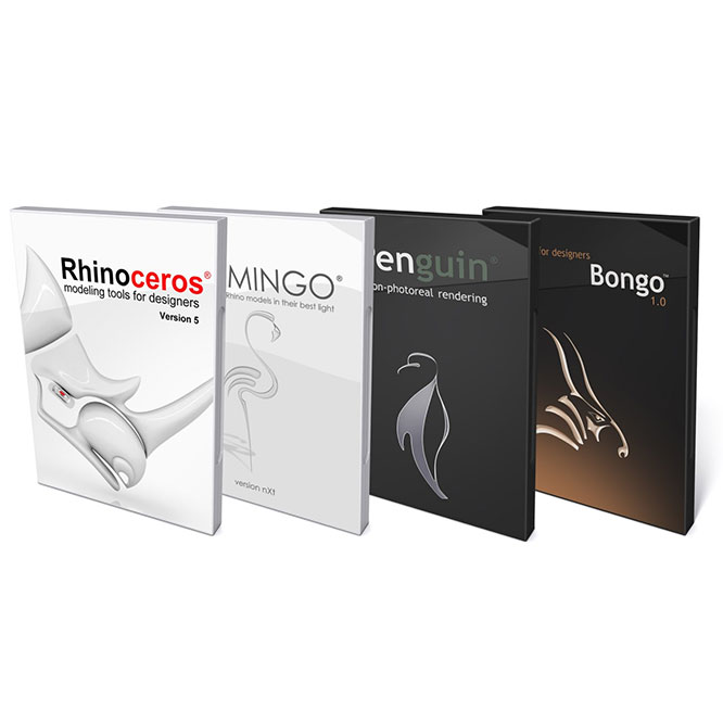 Modeling, Rendering and Animation with Rhino3D Educational
