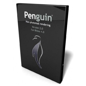 Penguin for rhino3D
