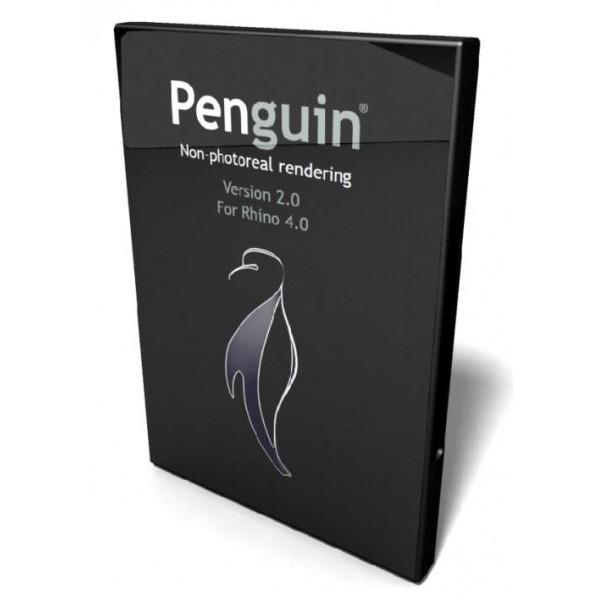 Penguin for rhino3D