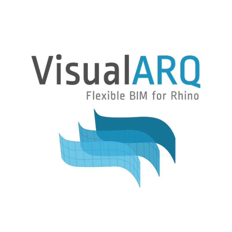 VisualARQ BIM for Rhino3d